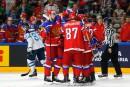 La Russie rafle le bronze au Mondial