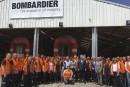Couillard appelle les Québécois à «prendre grand soin» de Bombardier