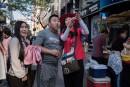 Boycottage chinois: le nombre de touristes plonge en Corée du Sud