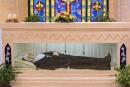 La relique de Marie-Léonie transférée dans une semaine