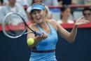 Les organisateurs de la Coupe Rogers invitent Sharapova