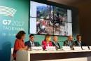 Donald Trump attendu de pied ferme au G7 de Taormina