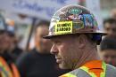 Construction: 170000 ouvriers en grève générale illimitée