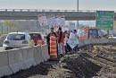 Grève dans la construction: la ministre convoque les parties d'urgence