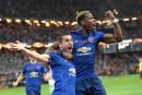 Manchester United triomphe 48 heures après l'attentat