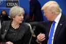 Manchester: Trump veut apaiser la colère de Londres sur les fuites