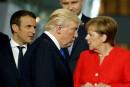 «Les Allemands sont très mauvais», dit Trump selon le <em>Spiegel</em>