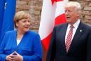 Trump et les Allemands «mauvais»? Rien de méchant, selon Juncker