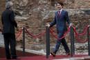 Trudeau insistera sur le climat et le libre-échange au G7