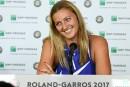 Petra Kvitova fera son retour au jeu à Roland-Garros