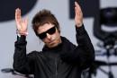 Liam Gallagher en concert à Manchester pour les victimes