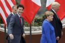 G7: front commun contre le terrorisme et divergences autour du climat