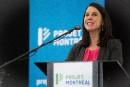 «Les Montréalais en ont assez de se faire prendre pour acquis», dit Plante