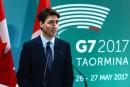 Justin Trudeau se montre satisfait de l'issue du G7