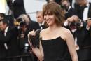 L'actrice Québécoise Marie-Josée Croze a assisté à la projection du... | 27 mai 2017