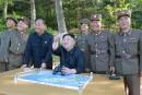 Kim Jong-Unsupervise l'essai d'un nouveau système antiaérien