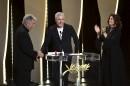 Le réalisateur français Robin Campillo a remporté le Grand prix... | 28 mai 2017