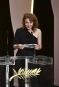 La réalisatrice allemande Maren Ade a accepté le prix de... | 28 mai 2017