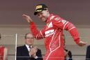 Vettel frustre Räikkönen à Monaco