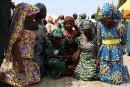 Les 82 lycéennes de Chibok libérées rejoignent un centre éducatif