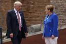 Le commerce, toile de fond des tensions Allemagne-États-Unis