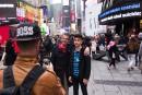 Baisse des touristes étrangers à New York en 2017