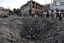 Attentat au camion piégé à Kaboul