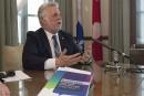 Couillard veut rouvrir le dialogue constitutionnel