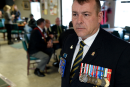 Une médaille militaire portée «illégalement» par un vétéran