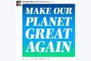 Macron établit un record français sur Twitter
