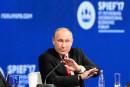 Poutine s'en prend aux accusations d'ingérence aux États-Unis