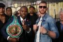 Boxe: victoire pour Stevenson,Pascal défait par Alvarez