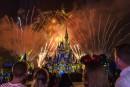 Un nouveau feu d'artifice à Disney World