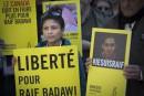 Aministie demande à Trudeau d'intervenir pour Raif Badawi