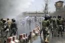 Une manif fait quatre morts à Kaboul