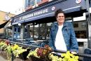 Un Café Krieghoff sur Maguire