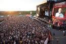 Le festival Rock am Ring reprend, la menace terroriste écartée