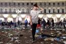 Plus de 1500 blessés dans un mouvement de panique à Turin