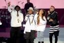 Les Black Eye Peas en compagnie d'Ariana Grande... | 4 juin 2017
