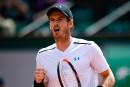 Andy Murray remporte son 650<sup>e</sup>match
