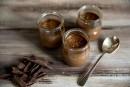 Crème auchocolat etaupiment d'Espelette