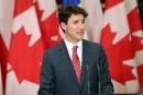 Le débat constitutionnel est une distraction, selon Trudeau