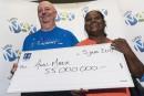 Ann-Marie Francis plus riche de 55 M$: «Notre vie va changer»