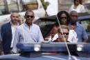 Barack Obama débarque à Montréal