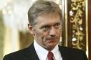 Piratage des systèmes électoraux: le Kremlin dément «fermement»