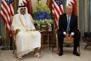 Crise dans le Golfe : Trump lance un appel à l'unité