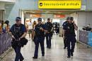 Manchester: un homme arrêté à l'aéroport d'Heathrow