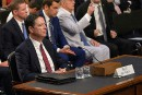 Audition de James Comey devant un comité sénatorial