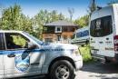 Coups de feu tirés à Ste-Catherine : la SQ n'a pas de suspect