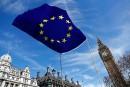 Brexit: «Pas de temps à perdre», lance l'UE